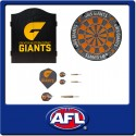 OFFICIAL LICENSED AFL GREATER WESTERN SYDNEY GIANTS DART PACK