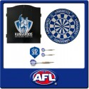 OFFICIAL LICENSED AFL NORTH MELBOURNE DART PACK
