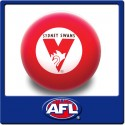 OFFICIAL LICENSED AFL SYDNEY SWANS POOL 16 BALL PACK