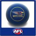 OFFICIAL LICENSED AFL WEST COAST EAGLES POOL 16 BALLS