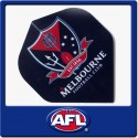OFFICIAL AFL MELBOURNE Dart Dart Flights X 3
