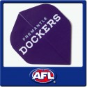OFFICIAL AFL FREMANTLE Dart Dart Flights X 3
