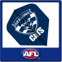 OFFICIAL AFL GEELONG Dart Dart Flights X 3