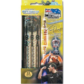 Tony David 80% Tungsten Darts - Boxed set of 3 - 26gr
