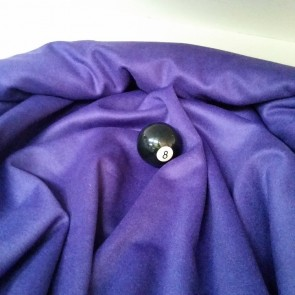 Purple Matrix Pool Table Cloth-Felt Suits 9ft X 4.6ft