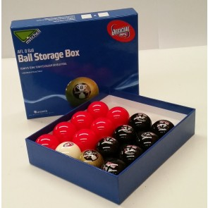 AFL Licensed POOL BALLS - 16 Pack - St Kilda SAINTS