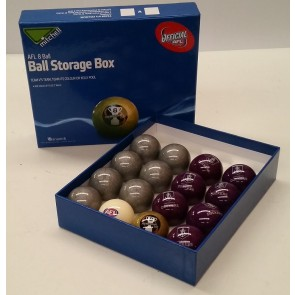 AFL Licensed POOL BALLS - 16 Pack - Fremantle DOCKERS