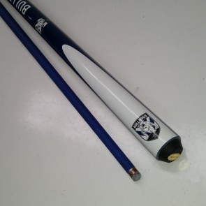 "NRL Licensed Pool Snooker Billiards CUE - 2pce 57"" - Canterbury Bankstown BULLDOGS"