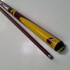 NEW Licensed Nrl Brisbane Broncos Pool Snooker Cue
