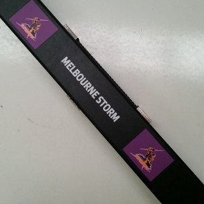 NRL Pool Snooker Billiards CUE CASE - Melbourne STORM