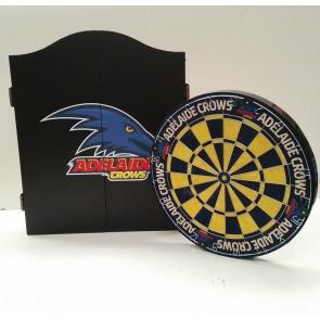 AFL Licensed DARTBOARD PACK - Adelaide CROWS