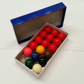 NEW STANDARD 1 1/2 INCH SNOOKER BILLIARDS BALLS