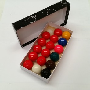 NEW STANDARD 2 INCH SNOOKER BILLIARDS BALLS