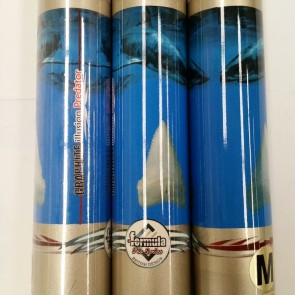 """Illusion"" 2 Pce GRAPHITE Pool Snooker Billiards 57"" CUE - Shark Predator"