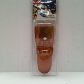 Wood Contoured DARTS CAPSULE - Blister Pack