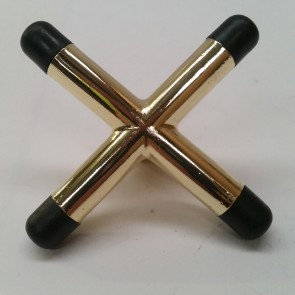 Pool Snooker Biliards CROSS REST HEAD - BRASS