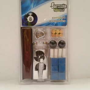 Deluxe Pool Snooker Billiards CUE TIPPING KIT