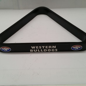 AFL Licensed TRIANGLE - Western BULLDOGS