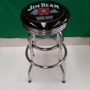 Double Ring BAR STOOL - JIM BEAM