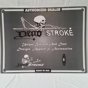 Dead Stroke Skeleton POSTER
