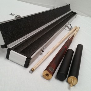 Charlton Master 4 Piece Pool, Snooker, Billiard Cue & Case
