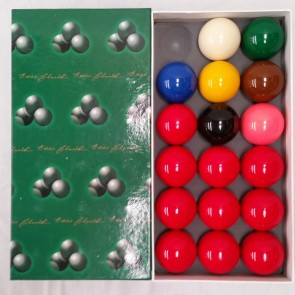 "Eddie Charlton 2"" Snooker Balls"