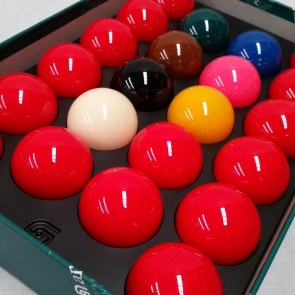 "Aramith SNOOKER BALLS 2 1/16"" (22 Ball) - SUPER"