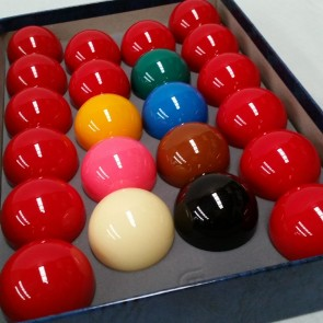 "Aramith 2 1/16"" Tournament Championship Snooker Balls"