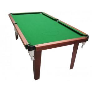 Eddie Charlton Challenger 7 Foot Pool Table Green