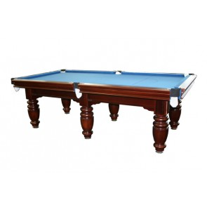 8 Foot Slate 6 leg Pool Snooker Billiards Table Opal