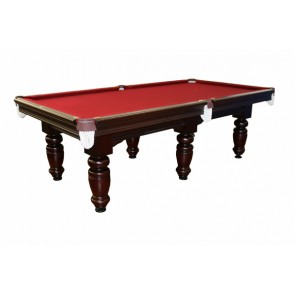 8 Foot Slate Pool Snooker Billiards Table