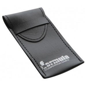 Leatherette Bar DARTS WALLET - Black