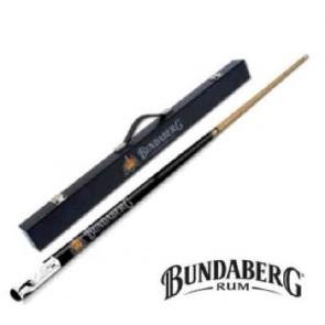 Pool Snooker Billiards CUE with CASE - Bundaberg Rum