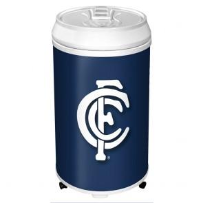 AFL Coola CAN FRIDGE - Carlton BLUES