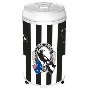 AFL Coola CAN FRIDGE - Collingwood Magpies