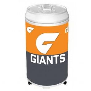 AFL Coola CAN FRIDGE - Greater Western Sydney GIANTS