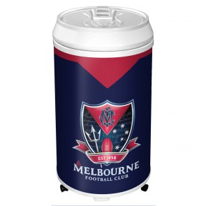 AFL Coola CAN FRIDGE - Melbourne DEMONS