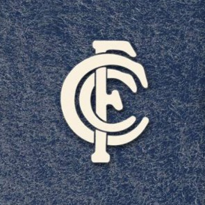 Official Licensed Afl Carlton Blues Pool Cloth 9 Foot