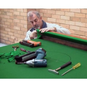 Re Cloth Pool Snooker Billiards Table - 7 Foot
