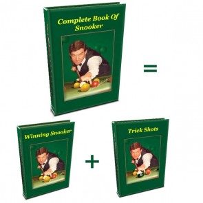The Complete Book of Snooker By Eddie Charlton