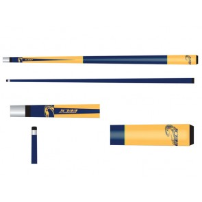 Licensed Nrl Parramatta Eels Pool Snooker Cue