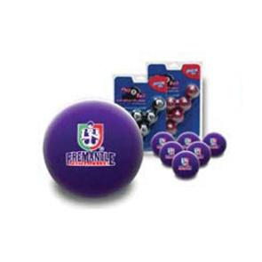 AFL Licensed POOL BALLS - 16 Ball Pack- Fremantle DOCKERS Old Logo