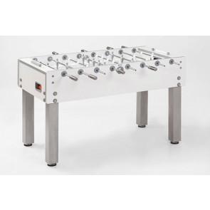 Garlando G500 White Soccer FOOSBALL Table