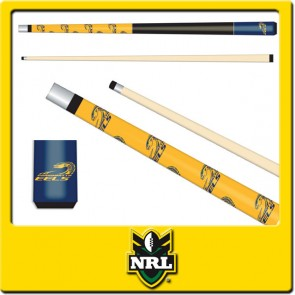 Licensed Nrl Parramatta Eels Junior Pool Cue