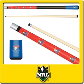 Licensed Nrl Newcastle Knights Junior Pool Cue
