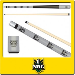 Licensed Nrl New Zealand Warriors Junior Pool Cue