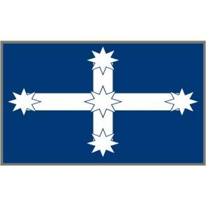 Australian Heritage - Eureka Flag - Tin Sign