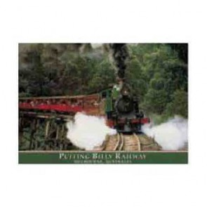 Puffing Billy - Tin Sign