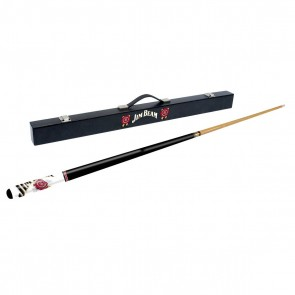 Jim Beam Pool CUE and CASE