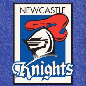 NRL Licensed Pool Snooker Billiards CLOTH 8 Foot - Newcastle KNIGHTS